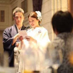 花嫁の手紙・両親への贈呈品の写真 11枚目