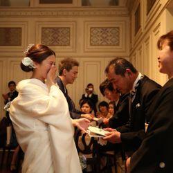 花嫁の手紙・両親への贈呈品の写真 2枚目