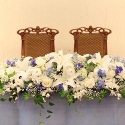 会場装花の写真 1枚目