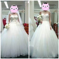 ドレス選びの写真 4枚目
