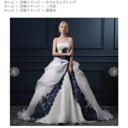 カラードレス marry meの写真 3枚目