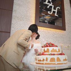 wedding cakeの写真 2枚目