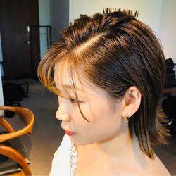 hair makeの写真 2枚目