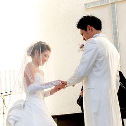 指輪交換💍誓いのキスの写真 3枚目