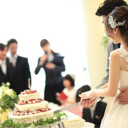ケーキ入刀の写真 16枚目