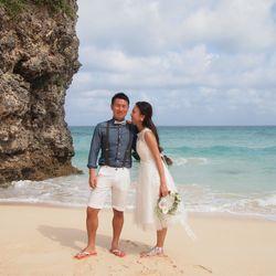 "self photo wedding ""Miyakojima"" の写真 2枚目"