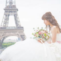 パリ前撮りの写真 2枚目