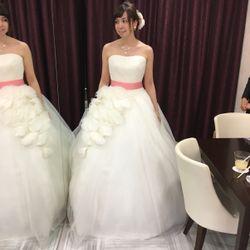 ♡ウェディングドレス試着♡の写真 38枚目