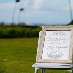 Hawaii挙式 @カハラの写真 4枚目