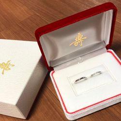 婚約指輪&結婚指輪の写真 2枚目