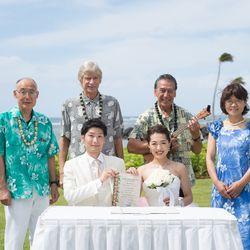 Hawaii挙式 @カハラの写真 16枚目