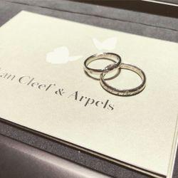 結婚指輪の写真 7枚目