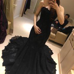 ドレス試着 カラードレスの写真 4枚目