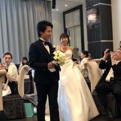 披露宴weddingdressの写真 5枚目