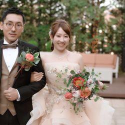結婚式当日の写真 12枚目