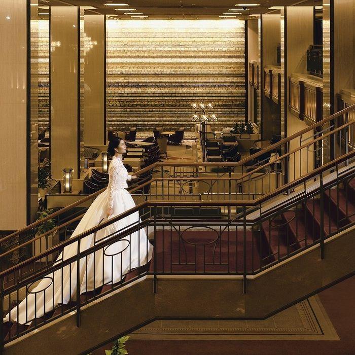 公式さんの帝国ホテル 東京カバー写真