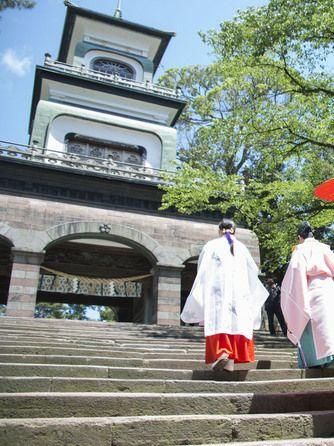 尾山神社~金渓閣~のカバー写真