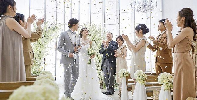 小さな結婚式 大阪ハービスエント店のカバー写真