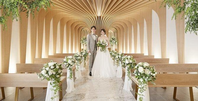 小さな結婚式 広島パセーラ店のカバー写真