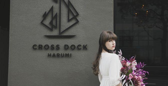 PARADISE GARAGE by CROSS DOCK HARUMIのカバー写真
