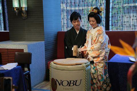 nobu_tokyo_restaurant_weddingさんのNOBU TOKYO写真3枚目