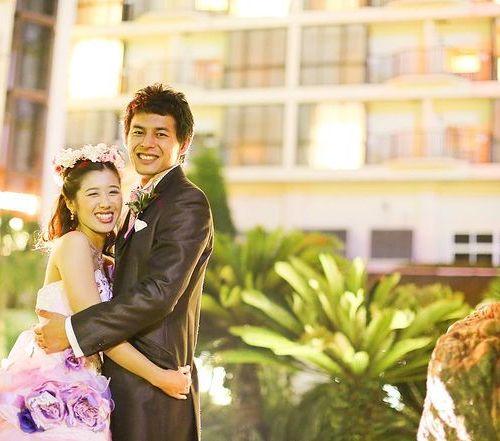 hawaiiansweddingさんのハワイアンズホテルウエディング写真3枚目