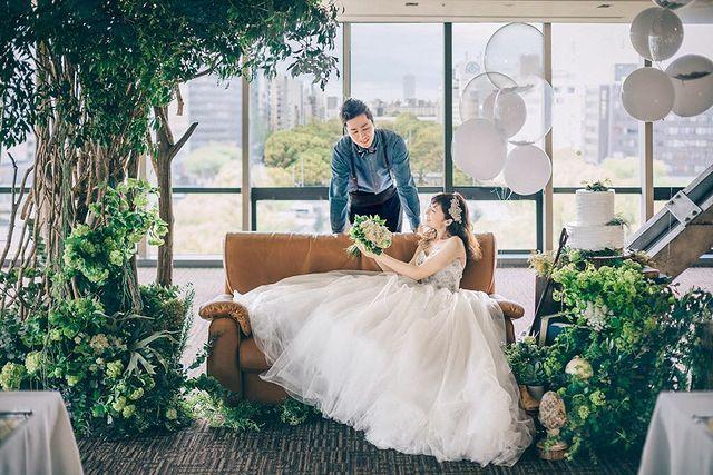 theparkbanquet_weddingさんのTHE PARK BANQUET(名古屋テレビ塔)写真1枚目