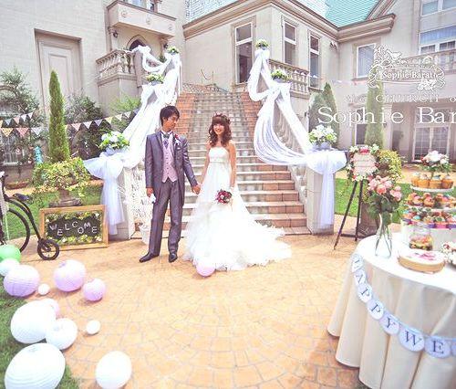 haruhi_weddingさんのHARUHI Wedding(旧:ソフィーバラ教会)写真3枚目