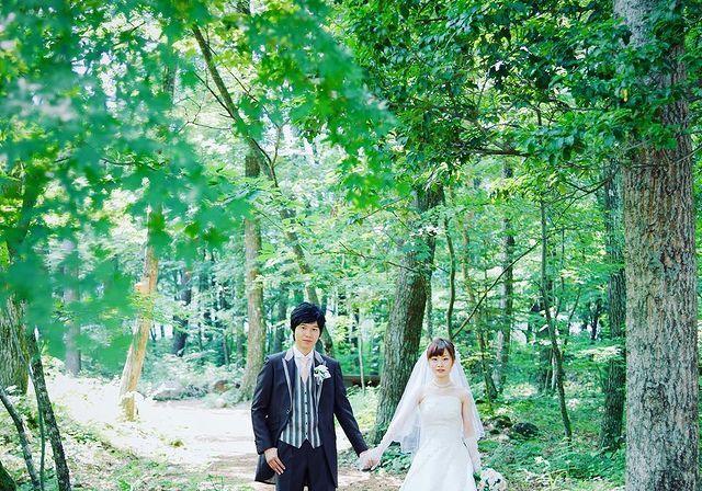 駒ヶ根高原 古民家ウェディング 「音の葉」のカバー写真