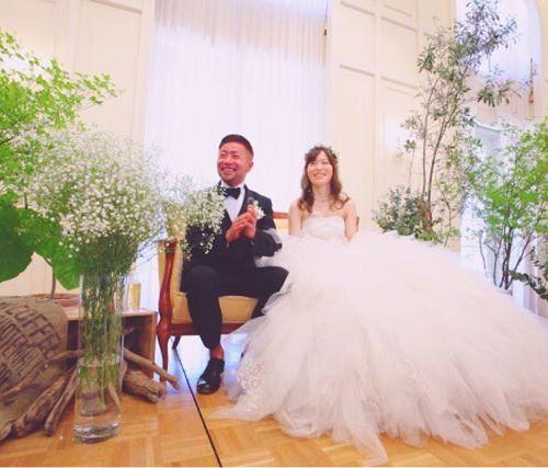 nagaokabn_weddingさんの長岡ベルナール・アンジュフォンティーヌ迎賓館・料亭いまつ写真2枚目