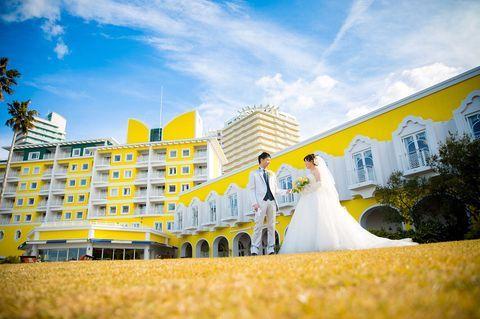 marina_wedding_wmhさんの和歌山マリーナシティホテル写真1枚目