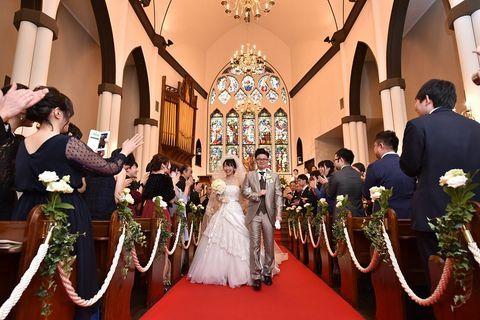 sendai.stg.church.weddingさんの仙台セント・ジョージ教会写真1枚目