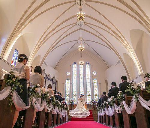 haruhi_weddingさんのHARUHI Wedding(旧:ソフィーバラ教会)写真2枚目