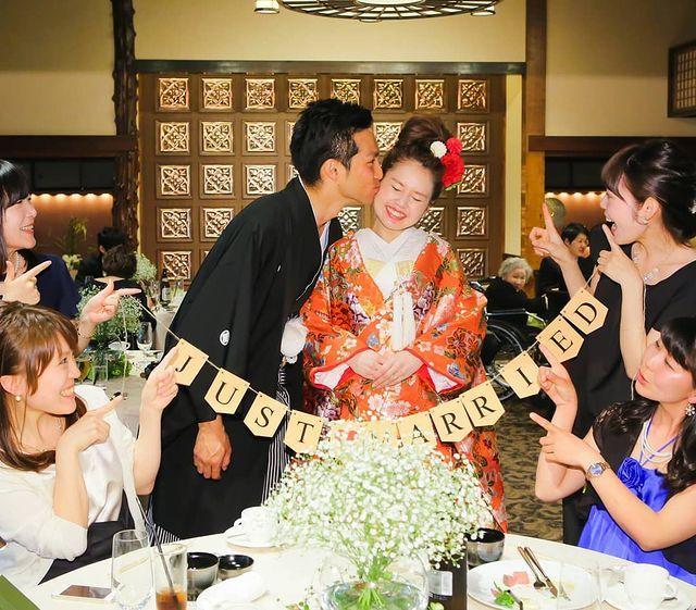 hatsuneya_weddingさんのハツネヤガーデン(HATSUNEYA GARDEN ~since 1868 KAWAGOE~)写真1枚目