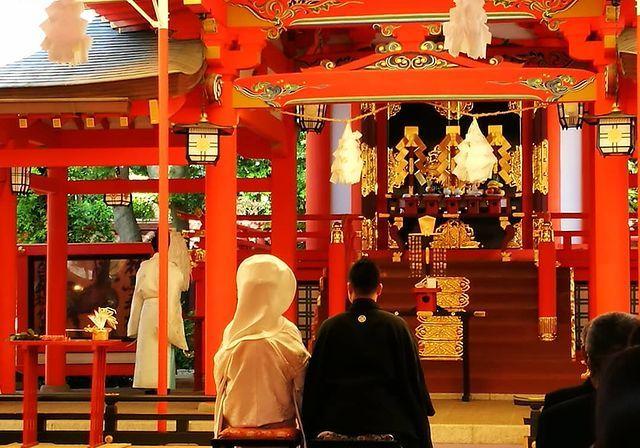 生田神社・生田神社会館のカバー写真