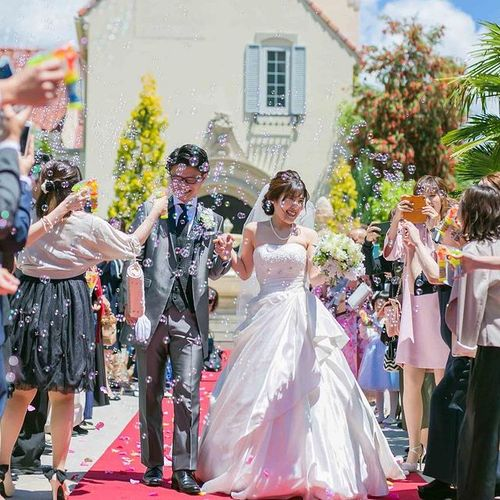 sadoya_weddingさんのサドヤ シャトー・ド・プロヴァンス(SADOYA Chateau de Provence)写真2枚目