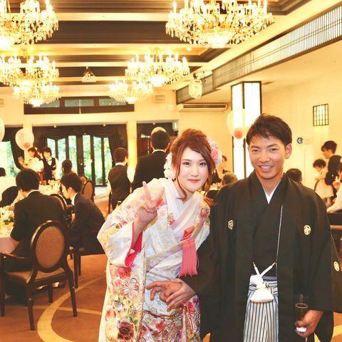 tiaragreenpalaceさんの冠稲荷神社 宮の森迎賓館 ティアラグリーンパレス写真3枚目