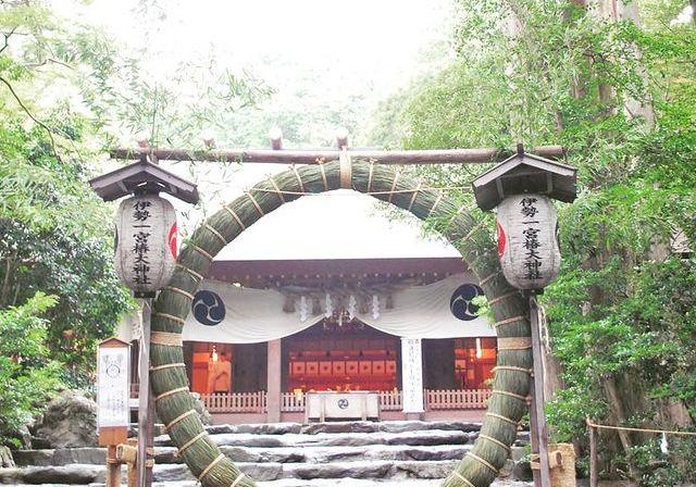 椿大神社 椿会館のカバー写真