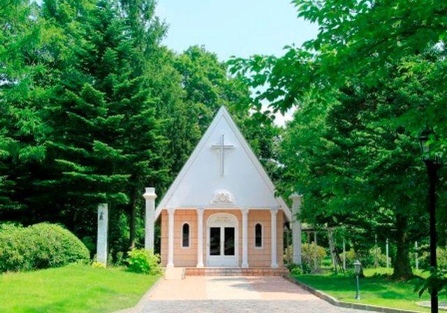 ゆとりろ 軽井沢ホテル アンジェロ教会のカバー写真