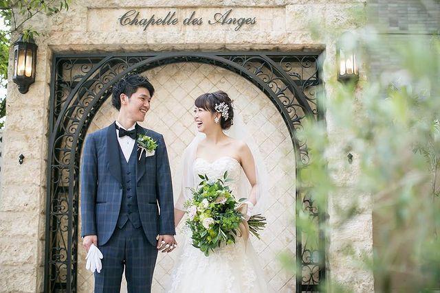 akasaka_anges.weddingさんの赤坂ル・アンジェ教会写真1枚目