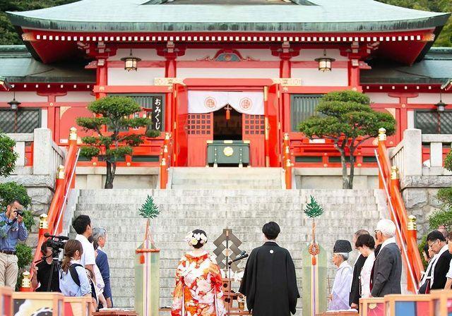 足利織姫神社のカバー写真