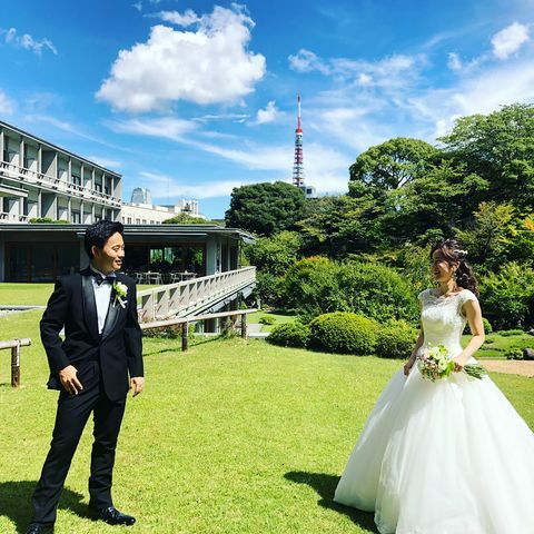 kokusaibunka_weddingさんの国際文化会館(インターナショナルハウス オブ ジャパン)写真1枚目