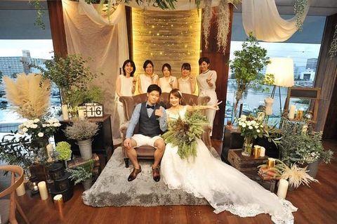 shr_wedding_hiroshimaさんのThe South Harbor Resort(ザ サウス ハーバー リゾート)写真2枚目