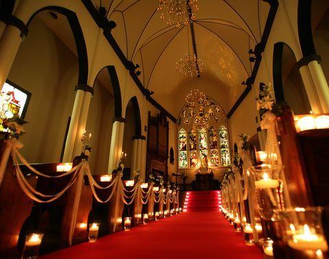 sendai.stg.church.weddingさんの仙台セント・ジョージ教会写真5枚目