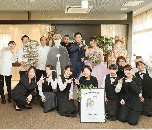 kijokaku_weddingさんのKIJOKAKU(キジョウカク)写真5枚目
