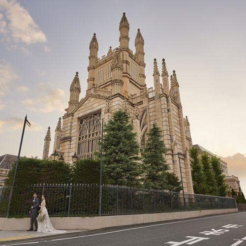 アビー・ラ・トゥール教会(ウエディング セントラル パーク)の公式写真3枚目