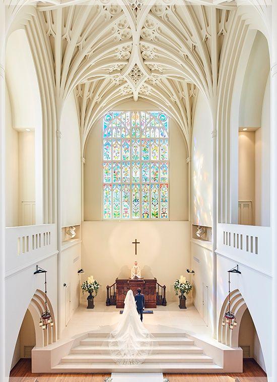 アビー・ラ・トゥール教会(ウエディング セントラル パーク)の公式写真1枚目