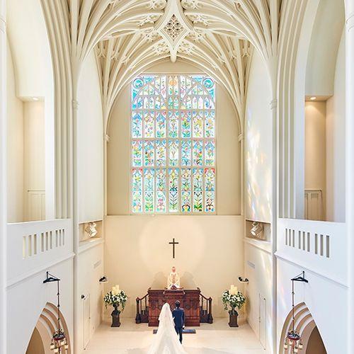 アビー・ラ・トゥール教会(ウエディング セントラル パーク)の公式写真2枚目