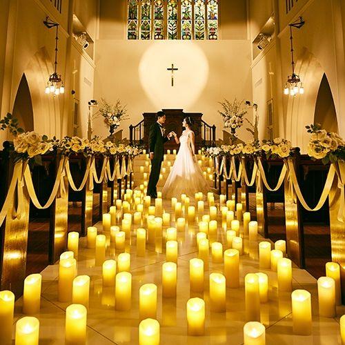 アビー・ラ・トゥール教会(ウエディング セントラル パーク)の公式写真5枚目
