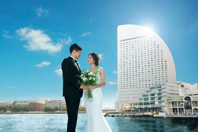 ヨコハマ グランド インターコンチネンタル ホテルのカバー写真